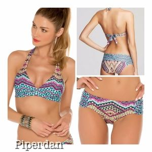 BECCA Swim - NWT $126 BECCA  MEDIUM & MEDIUM BORROWED BOYS